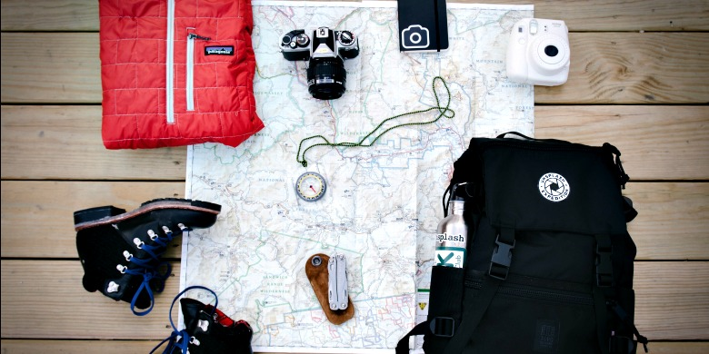 Backpacking vs hiking gear needs