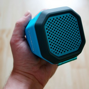 Essential car camping gear bluetooth speaker
