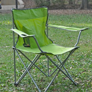 A camping chair is a great nice-to-have car camping item