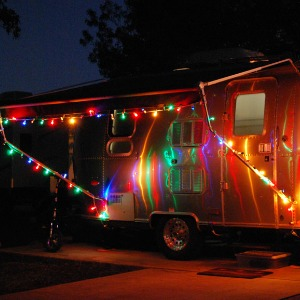 Lights are essential car camping gear