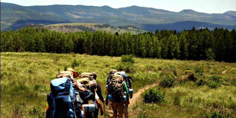 Hiking vs Backpacking: What is Backpacking?