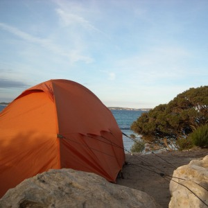 Beach tent stakes may be needed & 25 Beach Camping Tips for the Perfectly Relaxing Getaway | TOA
