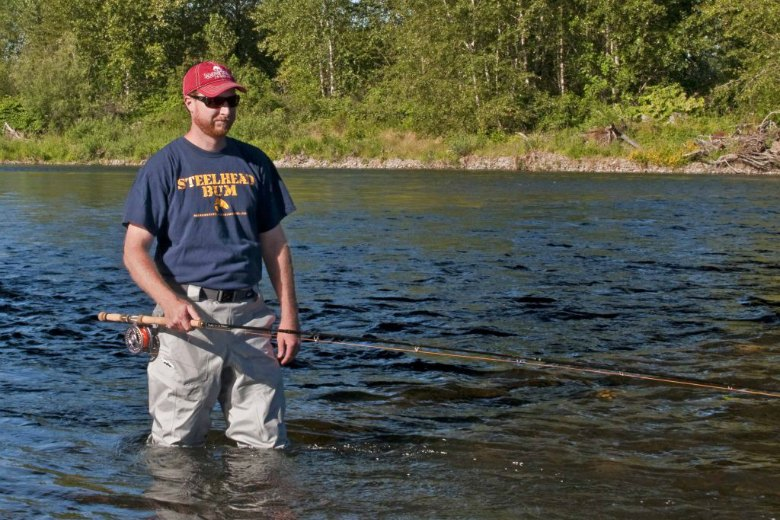 best fishing waders, waist