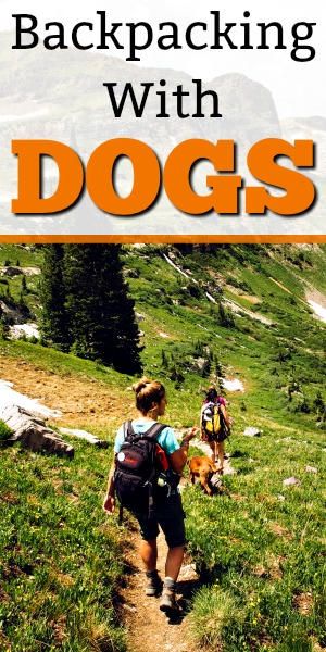 Backpacking With Dogs and Hiking With Dogs: The Complete Guide