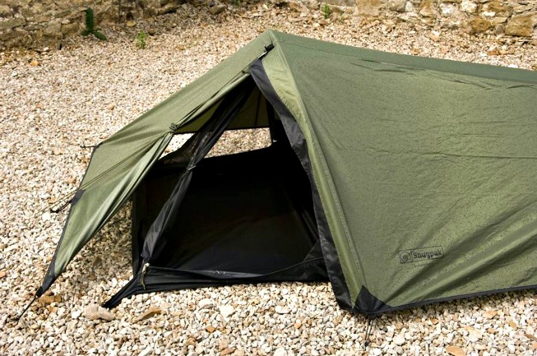 The Snugpak Ionosphere is one of the best survival tents