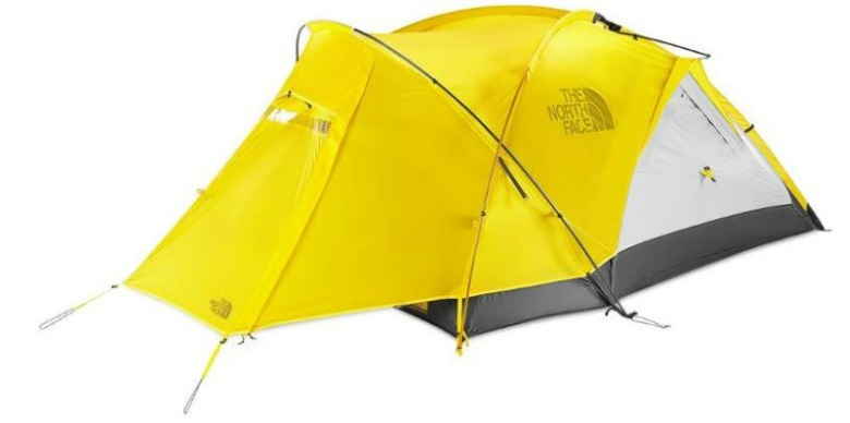 The North Face Alpine Guide 2 best survival tent