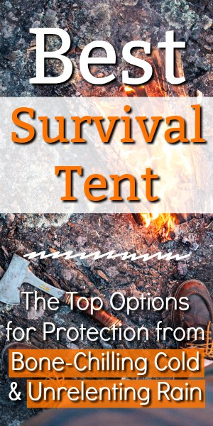 The best survival tent will save you from bone-chilling cold and unrelenting rain.