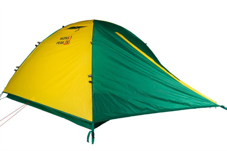 Mons Peak IX Trail 43 is among the best survival tents