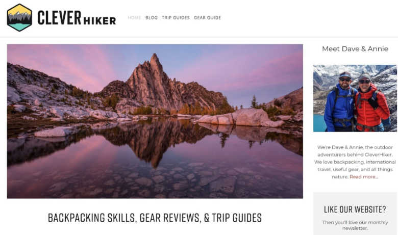 34 Best Hiking, Camping & Outdoors Blogs You Need to Follow