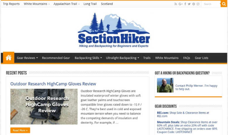 Section Hiker