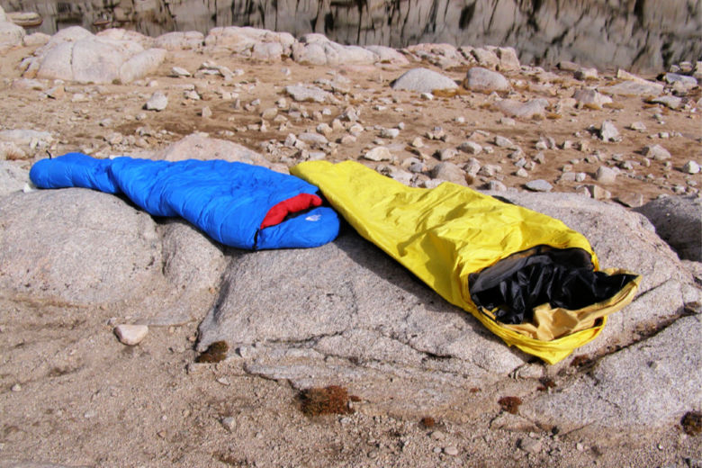 Types of Sleeping Bag Shape