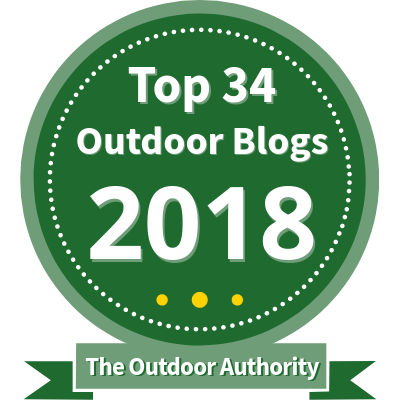 best camping blogs, best hiking blogs, best outdoors blogs of 2018